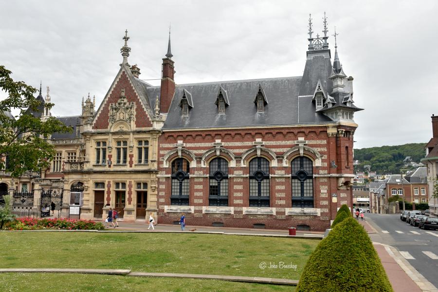Palace Bénédictine Fécamp Normandi