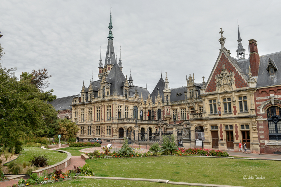 Palace Bénédictine Fécamp Normandie