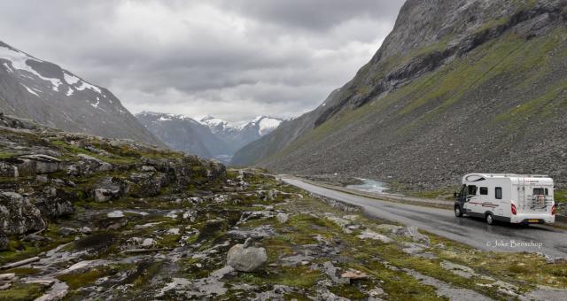 Met de camper naar Noorwegen Zweden en Finland deel 1