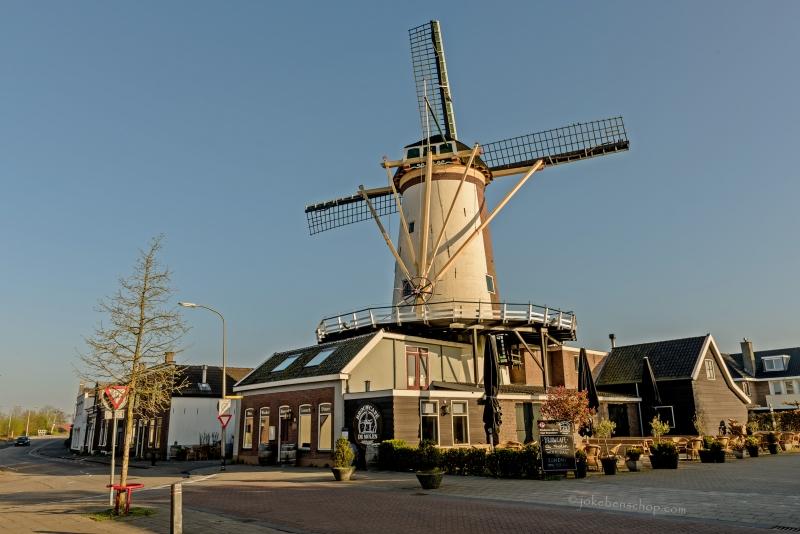 Molen de Arkduif in Bodegraven-Reeuwijk