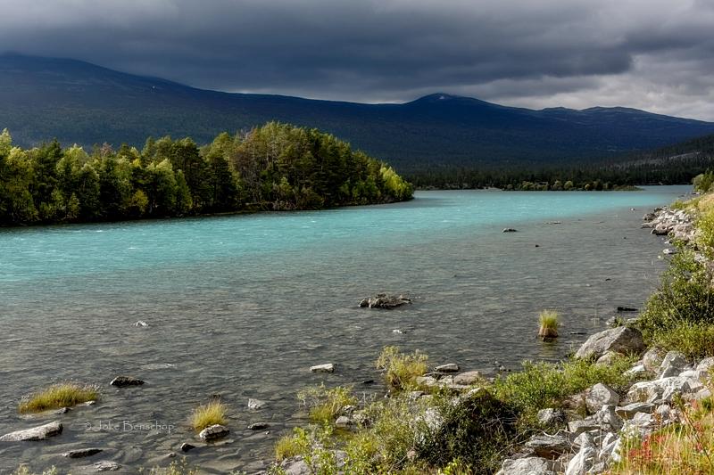 De Otta rivier