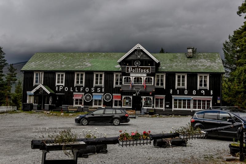 Hotel Pollfoss Gjestehus, Skjåk