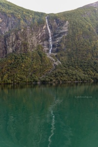 Tropisch gekleurd water.
