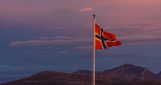 Met de camper naar Noorwegen Zweden en Finland deel 4