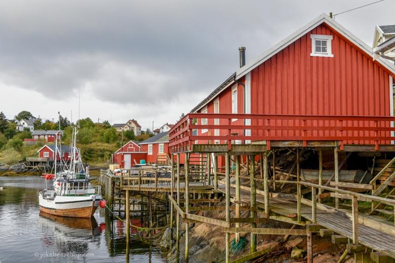 Noorse bouwwerken