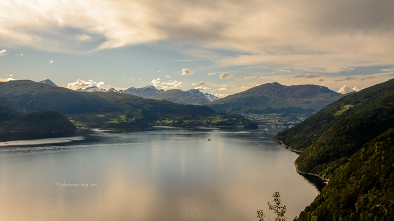 Het Geirangerfjord blijft indruk maken.