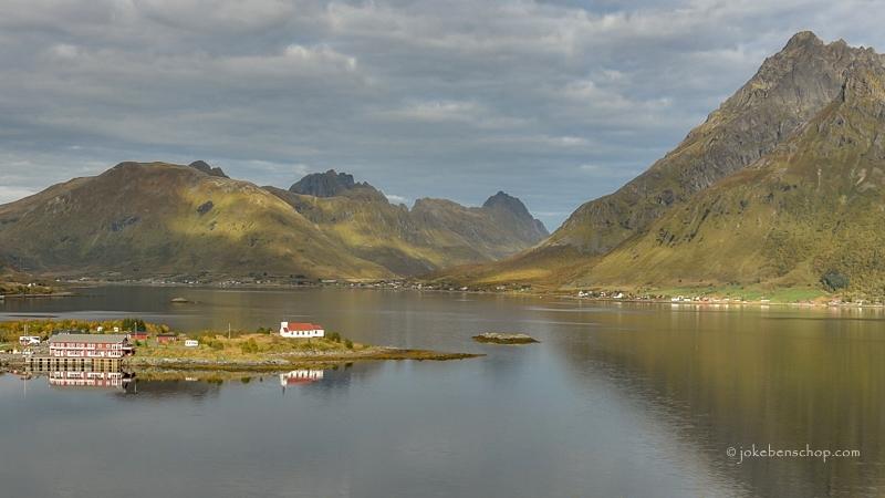Landscape Lofoten Norway1