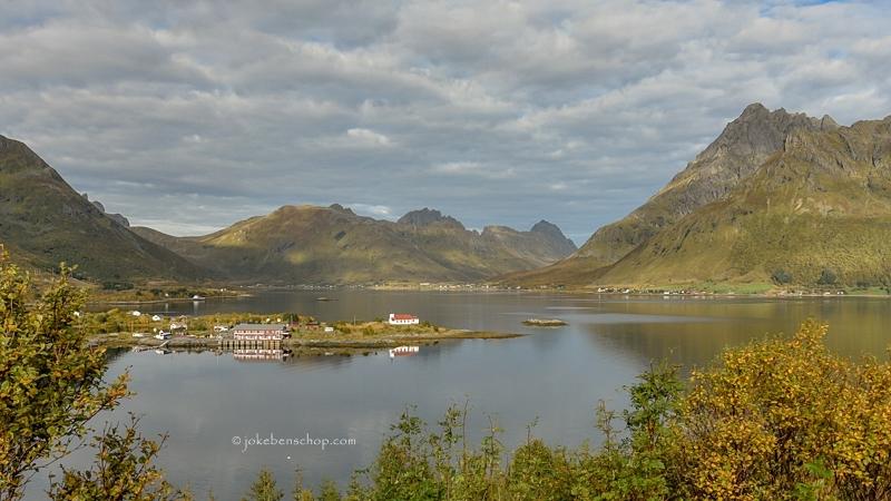 Landscape Lofoten Norway