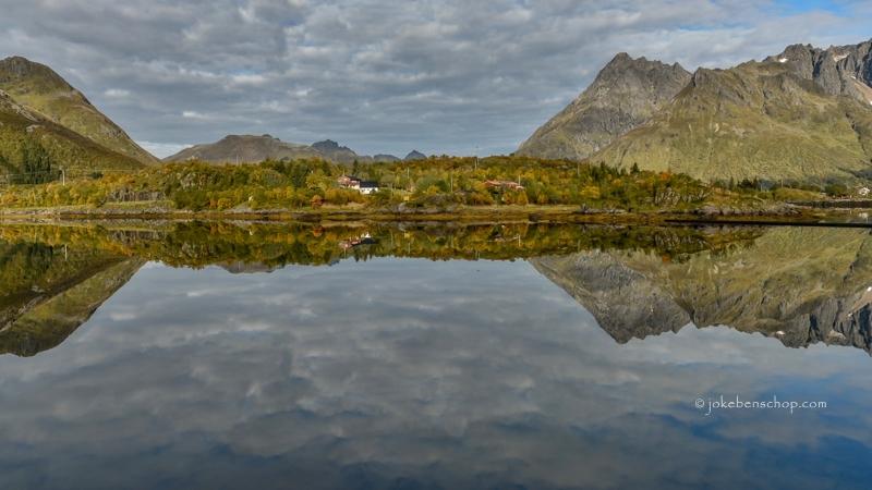 Spiegel Lofoten Norway