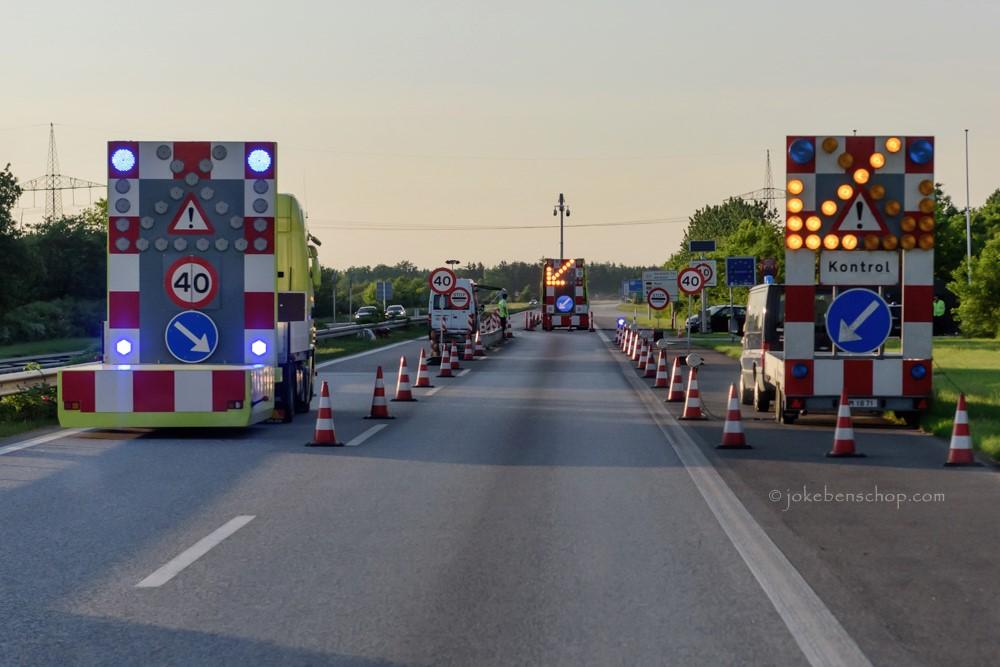 grens denemarken zweden