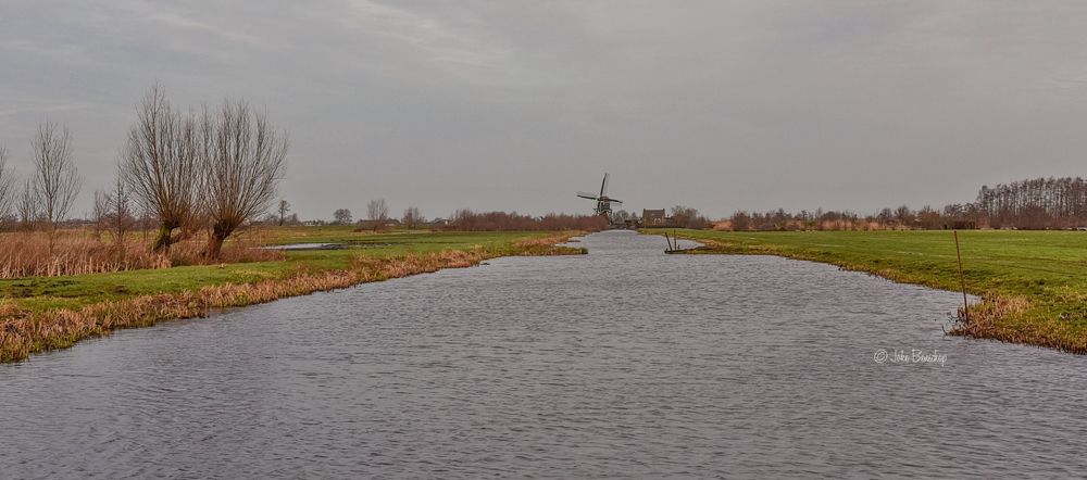 de Oukoopse molen in Bodegraven-Reeuwijk