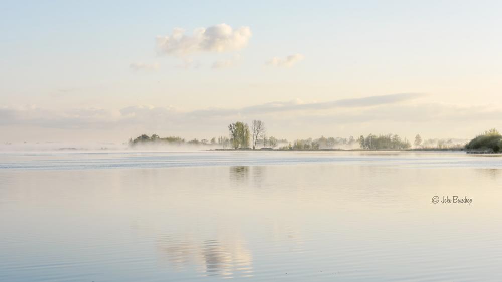 's Gravenkoopse plas ontwaakt Bodegraven-Reeuwijk