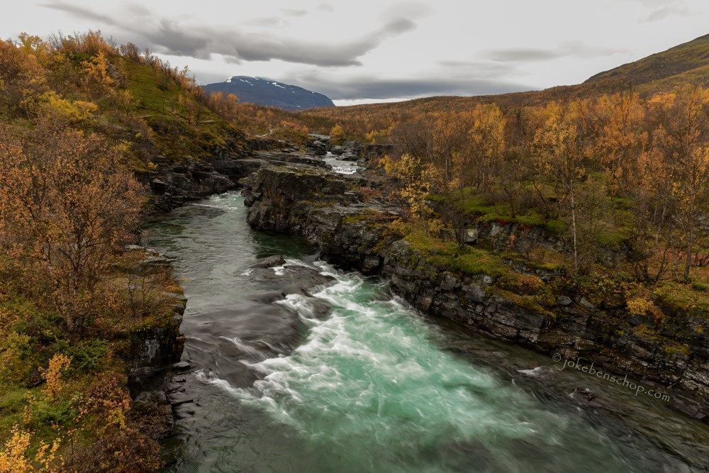 Abisko National Park Sweden