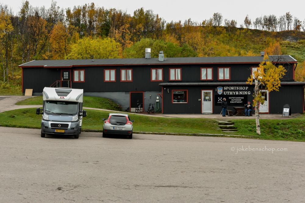 Hotell Fjallet een skicentrum in Lapland