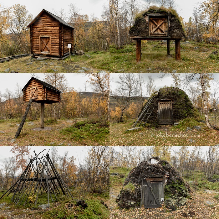 Sami bouwwerken