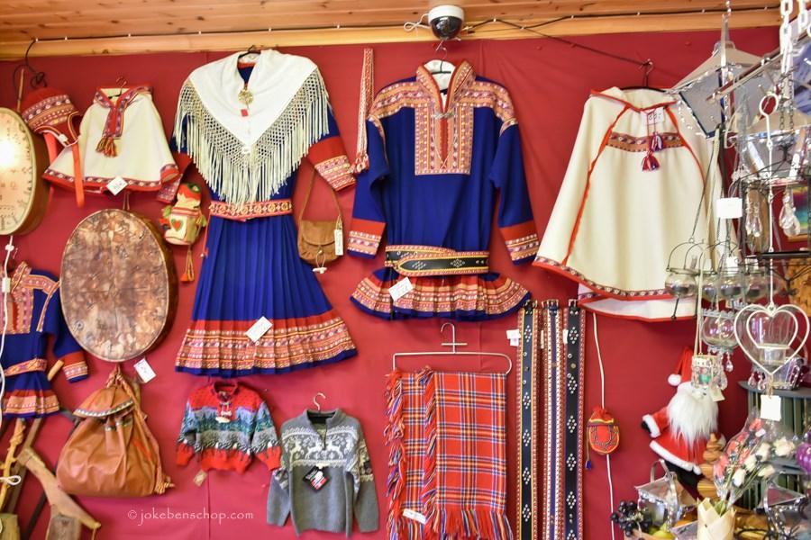 Sami-winkeltje