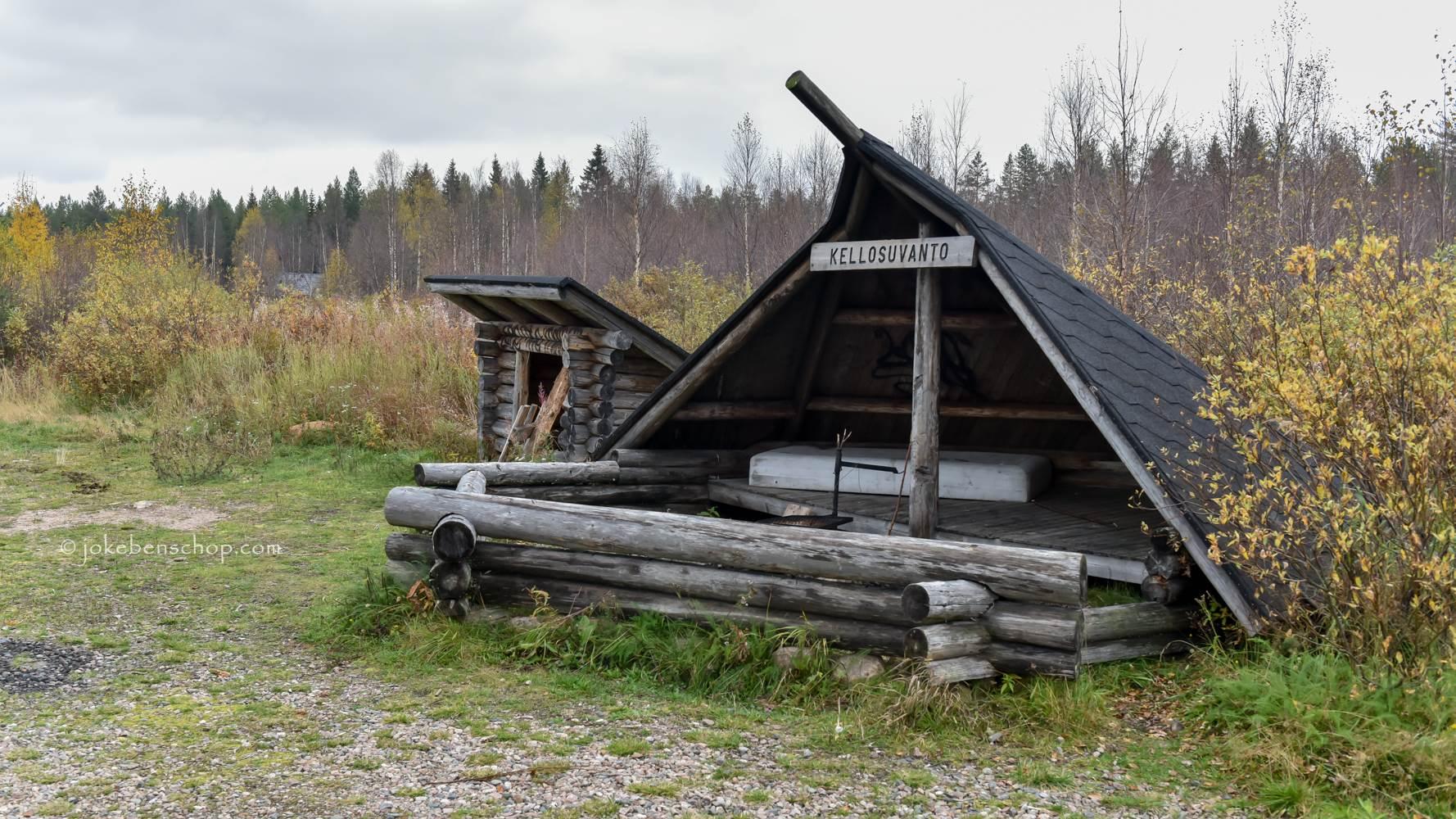 Wees welkom hut