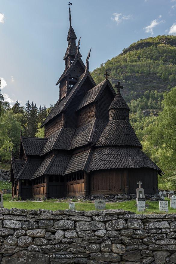 Staafkerkje Borgund Norway