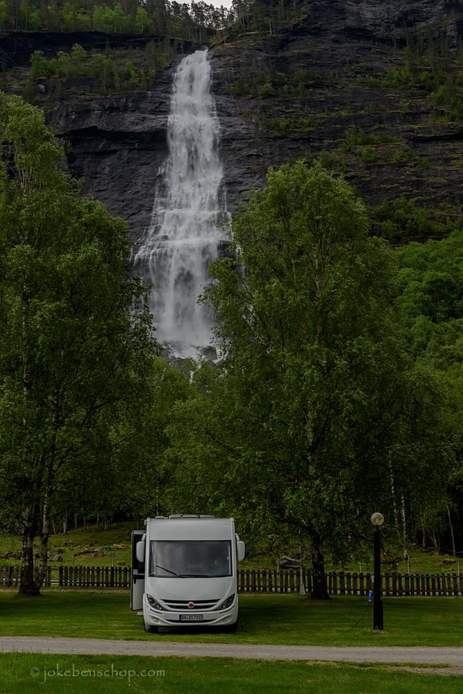 Vassbakken Kro & camping langs de 55