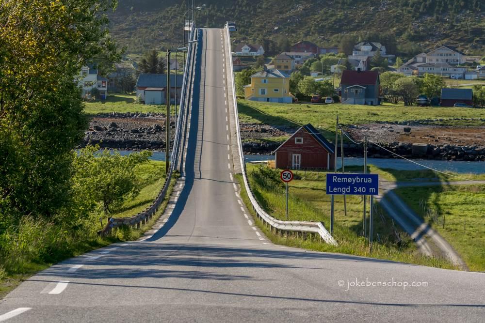 Brug bij Remoy Norway