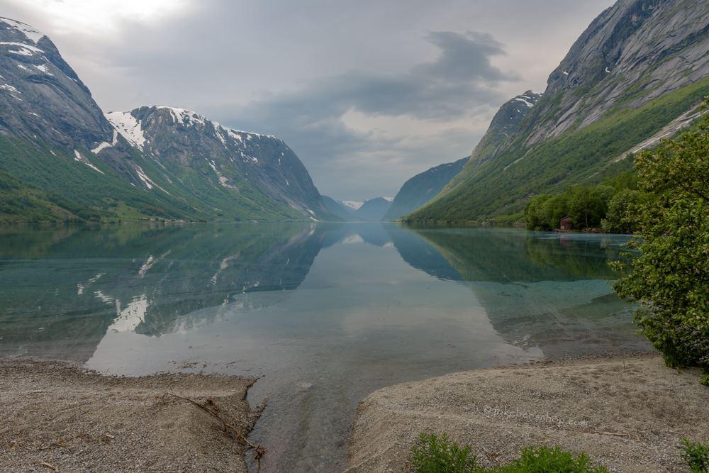 Fjord langs de Rv5