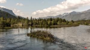 Hemsedal rivier