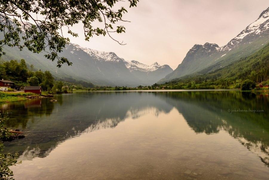 Het Olden fjord