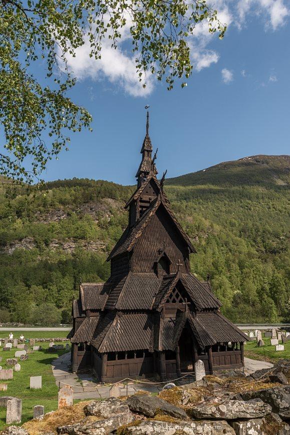 Borgund Stavkyrkje Norway