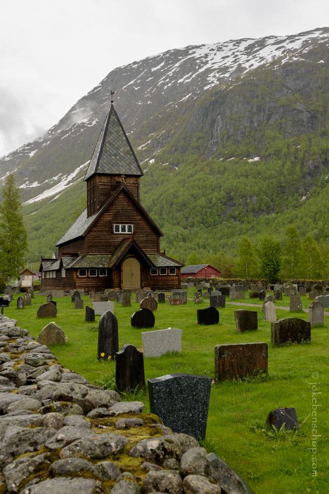 Staafkerkje in Røldal