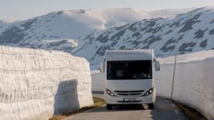 Heel Noorwegen met de camper