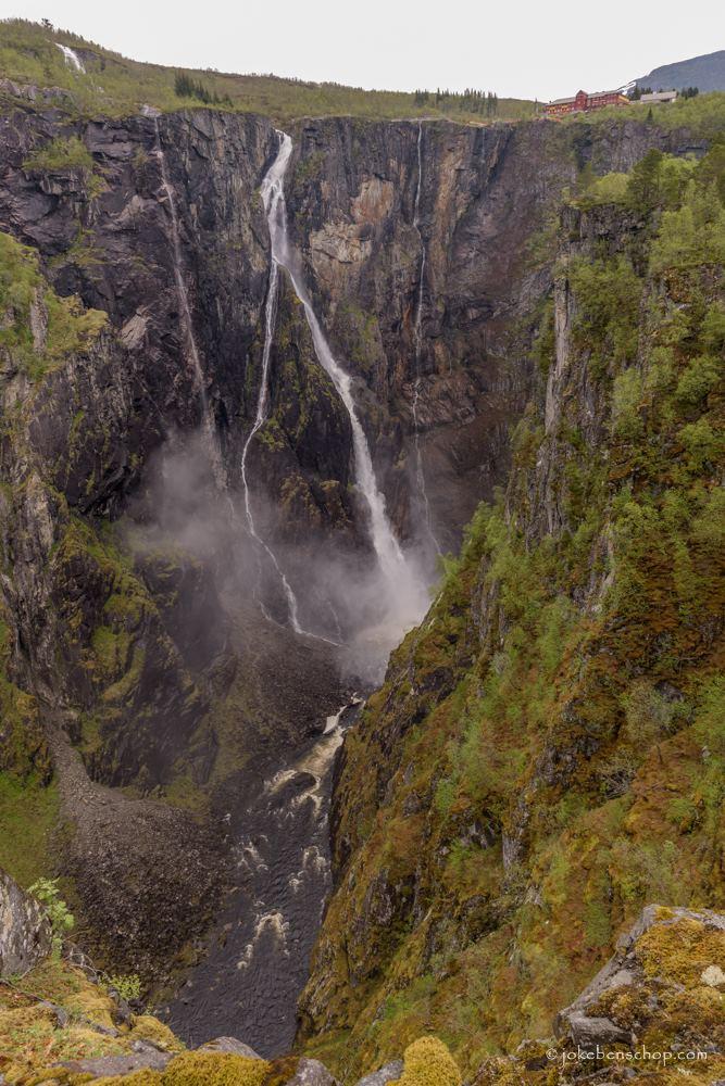 Voringfoss-waterval