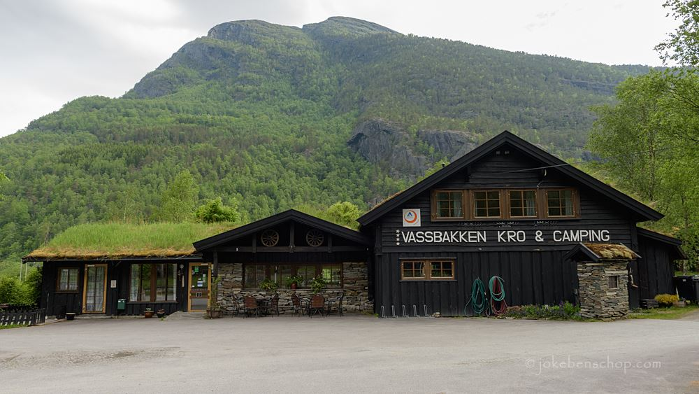 Vassbakken Kro & camping Norway