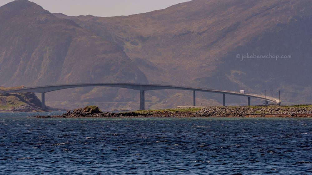 de brug naar Runde