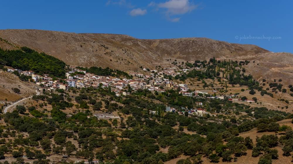 Agra een dorpje in de bergen