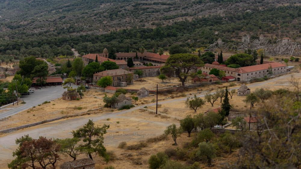 Moni Limonos monastery