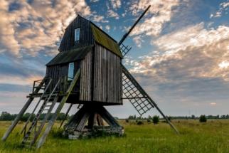 Windmill Öland Sweden