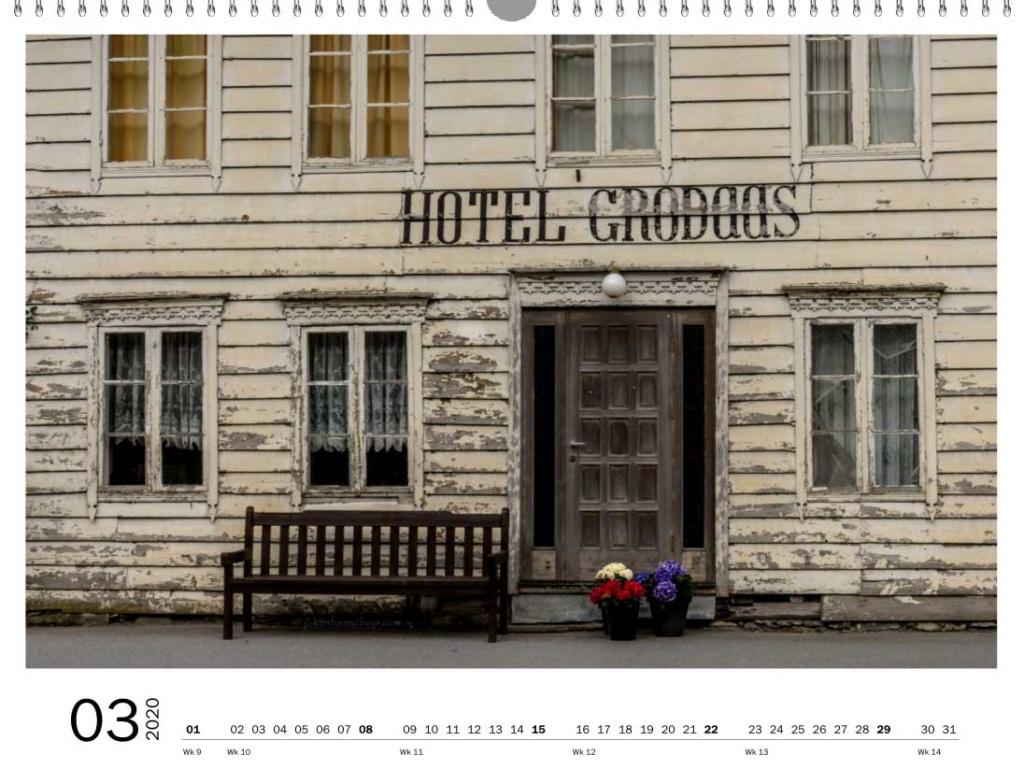 Hotel Grodaas Noorwegen